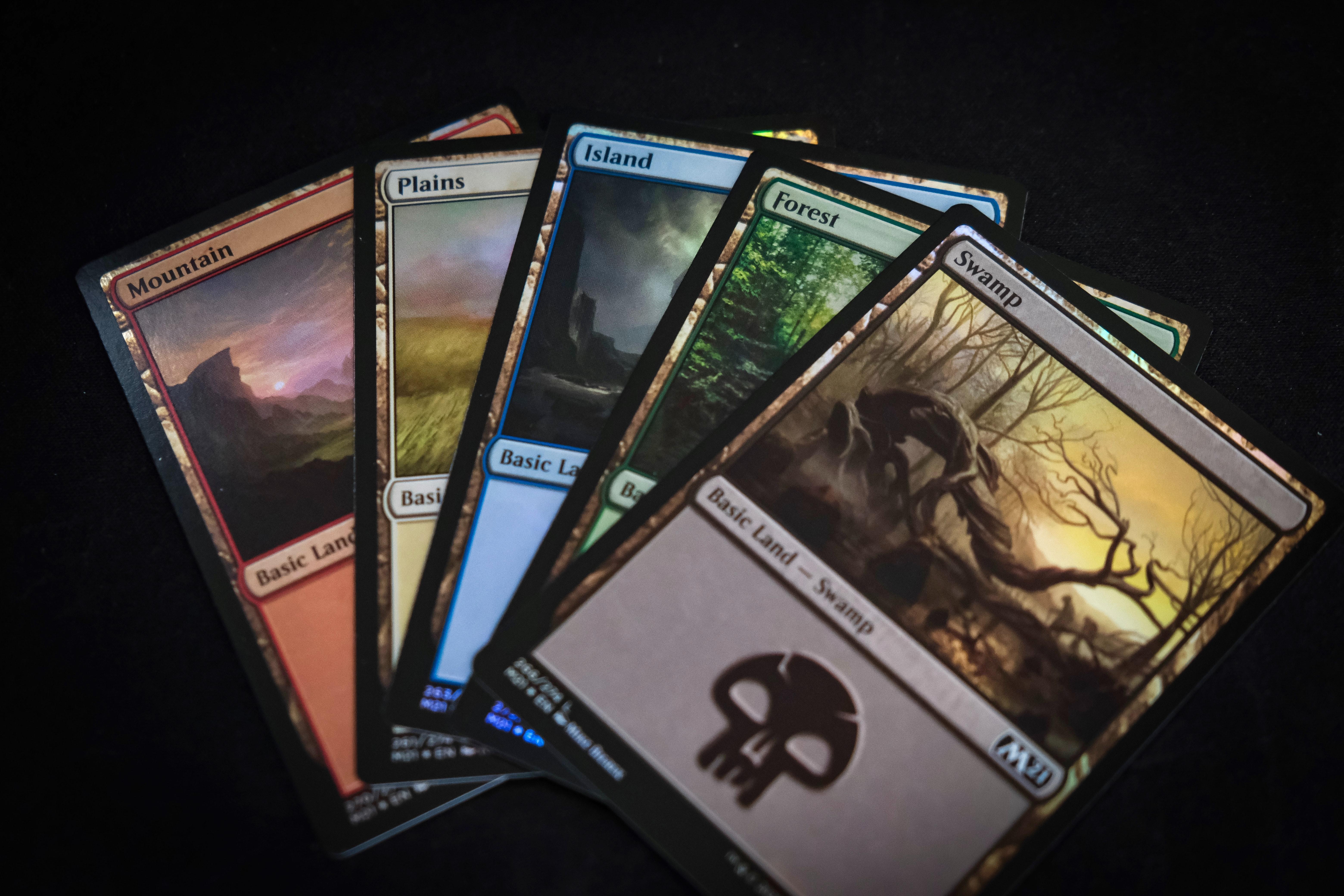 Magic kort – det første Trading Card Game